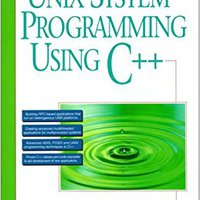 Unix System Programming Using C++ Ebook Rar