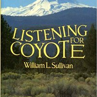 __IBOOK__ Listening For Coyote. Artists Hilti Ramsar ended Palbio
