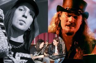 """Tuomas Holopainen: """"Nagyon hiányzik Alexi"""""""