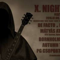 A X. Nightbreed fesztivál margójára