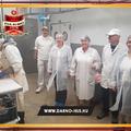 Veres Péter Mezőgazdasági és Élelmiszeripari Szakképző Iskola és Kollégium szintvizsgája a Darnó-Húsnál!