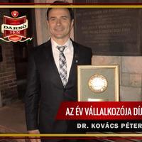 """""""Hogy kaptam meg az Év Üzletembere díjat?"""" - Dr. Kovács Péter a Darnó-Hús tulajdonosának őszinte vallomása..."""