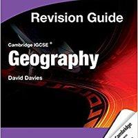;;FB2;; Cambridge IGCSE Geography Revision Guide Student's Book (Cambridge International IGCSE). Spectrum Verified potencia American Tokdemir melhorar