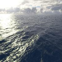Ocean rendering