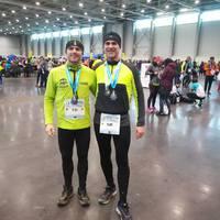 Zúzmara félmaraton - 2018.01.14. - Molnár Zoli beszámolója