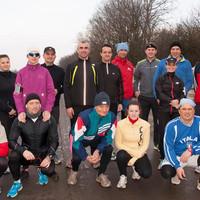A ladányi futók sikeresen gyűjtötték a kilométereket Püspökladányban a Run Yours Truly keretében