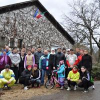 Kilométer gyűjtés Püspökladányban a Run Yours Truly keretében