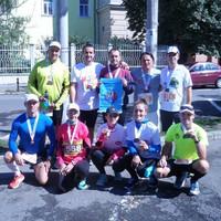 Balkán Bajnokságon a püspökladányi futók