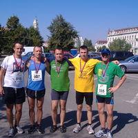 Nagyváradi félmaraton verseny 2011 – Jöttünk, láttunk, majdnem győztünk.