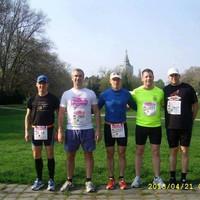 Vivicittán a püspökladányi futók