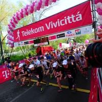 29. Telekom Vivicittá Városvédő Futás végleg elhozta a tavaszt