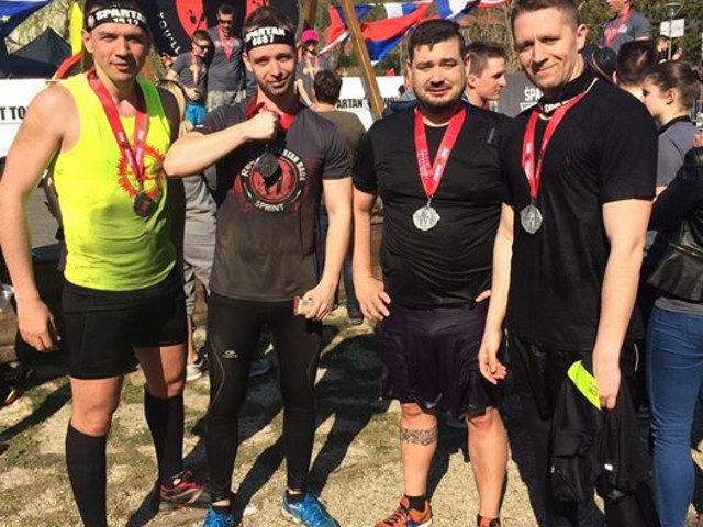 Spartan Race Veszprém Sprint