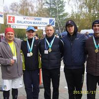 Balaton Félmaraton Siófokon