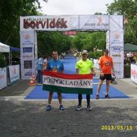 Futás és frissítő borozás a Borvidék félmaratonon
