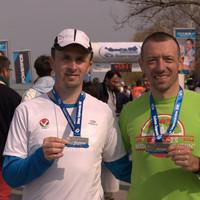 Négy nap alatt 194,2 kilométer: körbeértek a püspökladányi szupermaratonisták