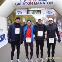 Kiváló eredménnyel zártak a püspökladányi futók a siófoki szezonzáró futóbulin