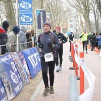 Lévai István a Maratonfüred távját teljesítette