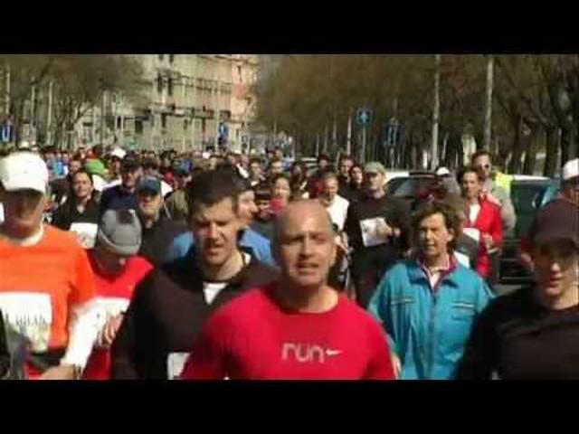 Vivicittá Városvédő Futáson vettek részt a püspökladányi futók.