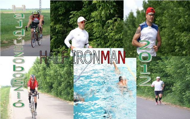 Keller Elek a DaRuN Püspökladány sportolója IRONMAN versenyre készül