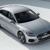 """Az Audi A7 Sportback nyerte a 2019-es """"World Luxury Car"""" címet"""