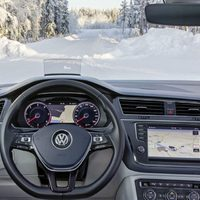 """Télen-nyáron hasznos a VW """"okos"""" szélvédője"""