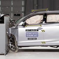Az Audi Q7 a legbiztonságosabb nagy SUV