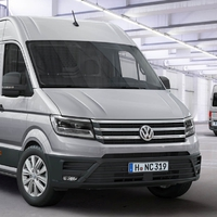 Volkswagen Crafter: Van of the Year 2017