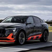 Győri motorral készülnek a három motoros Audi e-tron S-modellek