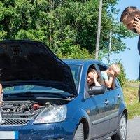 Életveszély az út szélén