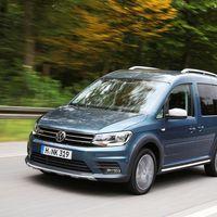 Széles választék hétüléses modellekből a Volkswagennél