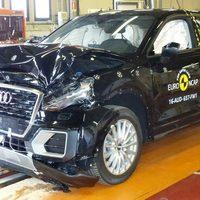 Euro NCAP – Öt csillagos lett az Audi Q2