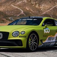 Pikes Peak: újabb Bentley-rekord