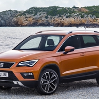 SEAT Ateca – Crossover of the Year 2016