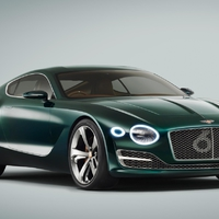 Kémfotón a 2018-as Bentley Continental GT
