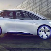 Elektromos VW Párizsban: bemutatkozott az I.D. tanulmánymodell