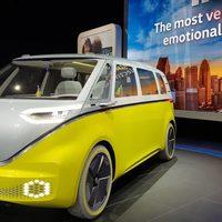 Múltidéző újdonság a VW I.D. Buzz