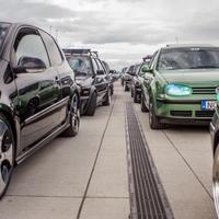 A hétvégén Volkswagen-találkozó a Hungaroringen
