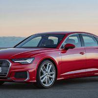 Íme az új Audi A6