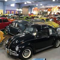 Vége a világ legnagyobb privát VW múzeumának