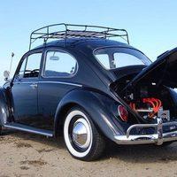 Villamos Volkswagenek