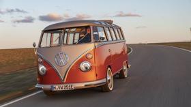 Klasszikus Volkswagen elektromos meghajtással