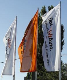 A piacszűkülés ellenére növelte eladásait a Das WeltAuto