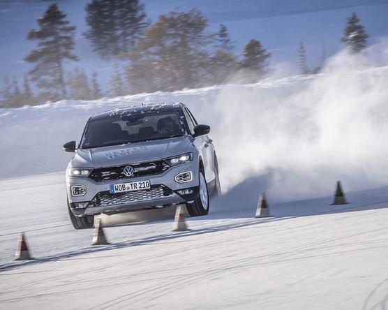 Kompakt SUV-ra való téli gumik