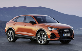Újabb győri Audi: Q3 Sportback