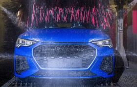 Vízáradat zúdul az Audi Hungaria minden legyártott modelljére