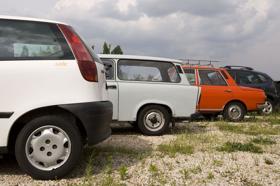 Már több mint 14 év a magyar autóállomány átlagos kora