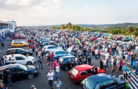 Szeptember 23.: Volkswagen-találkozó a Hungaroringen