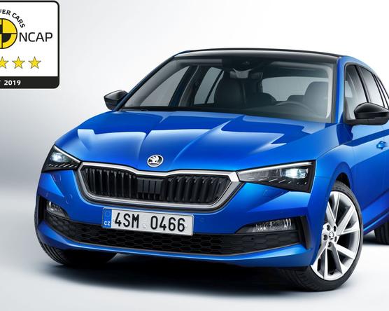 Ötöst kapott a Škoda Scala