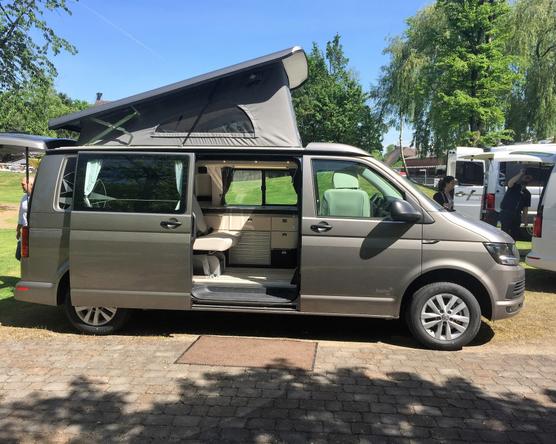 VW California Balaton Edition lakóautó