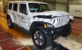 Miért hír a Jeep Wrangler egy csillagja?